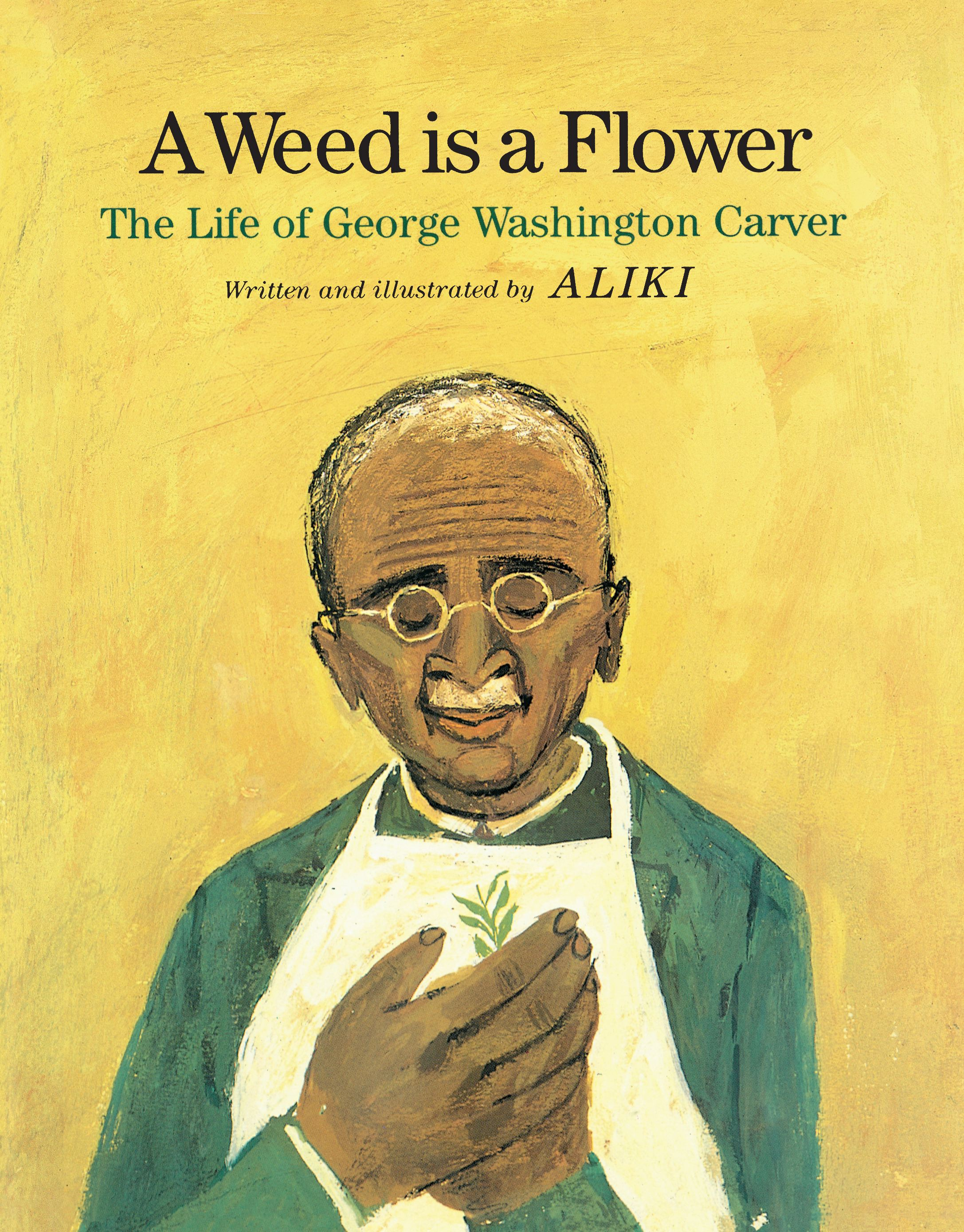 A Weed Is A Flower Book Club